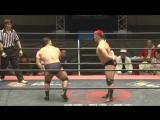 Daisuke Sekimoto, Kohei Sato vs. Masato Tanaka, Yuji Hino (ZERO1 - Dream Series ~ Fuyo No Jin)
