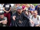 Крестный ход Браилов - Почаев 2017. Превал перед Почаевом (Проповедь отца Иосафа)