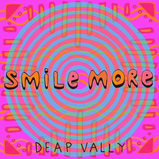 Deap Vally альбом Smile More