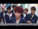 BACKSTAGE 170927 ONF Show Champion Behind рус.саб