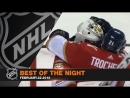 Panthers' emotional win, McDavid, Rinne highlight unforgettable night