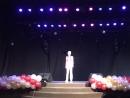 "Анастасия Орлова на конкурсе ""Душа России - Кострома"""