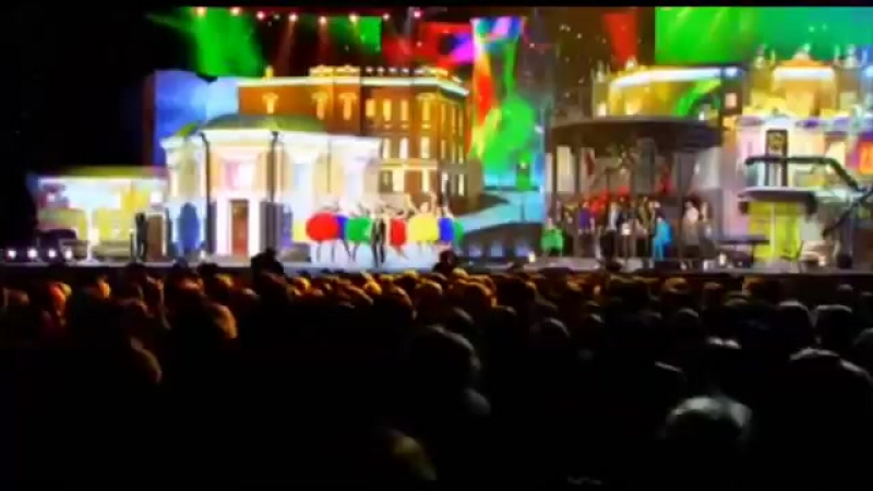 Наталья Могилевская - Этот танец (Рождественские встречи Аллы Пугачевой в Украине