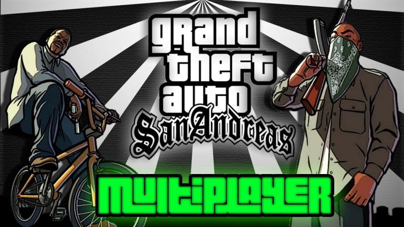 Quad берет уроки по San Andreas Multiplayer у Андреас ч.2