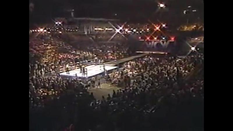 WCW WrestleWar 1991 part 1