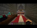 ДОМ С СЕКРЕТНЫМИ КОМНАТАМИ, ПОИСКИ СОКРОВИЩ В МАЙНКРАФТЕ - Minecraft Прохождение карты