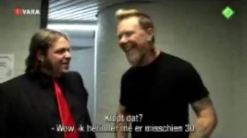 Metallicas James Hetfield - Master of Laughter (LaughCover) [HD, 1280x720]
