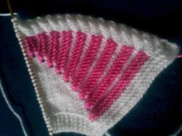 一种很有趣的针织方式 - maomao - 我随心动