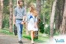 Как тебе идея прогуляться по утреннему парку вместе со своим любимым?