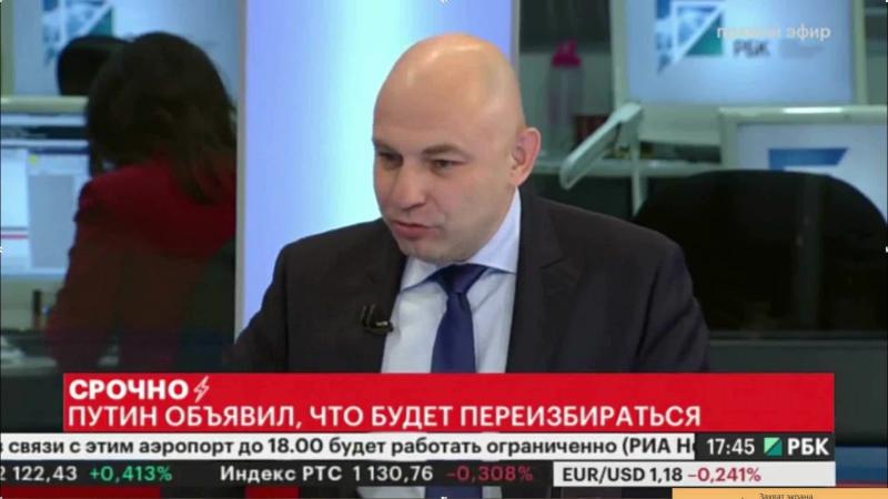Роман Горюнов в программе Бабич.Тренд