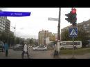 Видеорегистратор. Две девушки испугали на Московской. Место происшествия 19.07.2017
