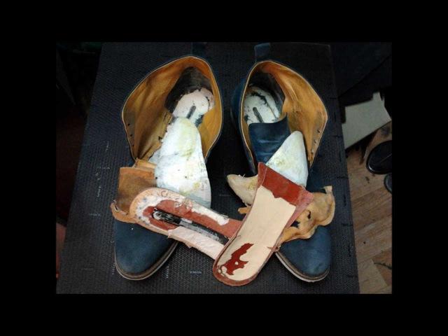 Ремонт обуви Замена задников