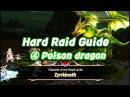 [King's raid/킹스레이드] King's Raid Hard Raid Guide ④ Poison dragon