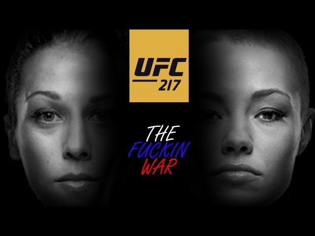 JOANNA JEDRZEJCZYK vs. ROSE NAMAJUNAS | PROMOᴴᴰ (1080p) | UFC 217