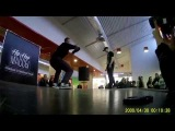 B-boy Green Casper (Green Dancers) vs Evgeny (Jungle Kings) - ALL Styles 1x1- Хип-Хоп в Массы