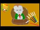 Как поэтапно нарисовать Босса - Молокососа из мультфильма How to Draw The Boss Baby