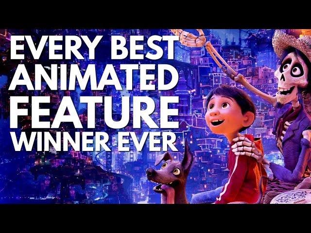 Every Best Animated Feature Winner. Ever. (2002-2018 Oscars) » Freewka.com - Смотреть онлайн в хорощем качестве