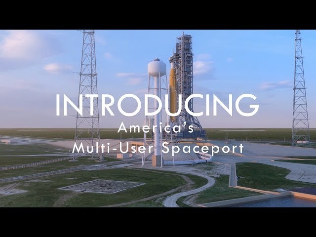 Welcome to America's Multi-User Spaceport