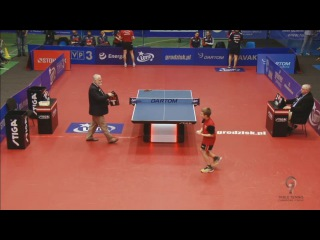 OVTCHAROV Dimitrij vs BANKOSZ Michal (2017 - Champions League)
