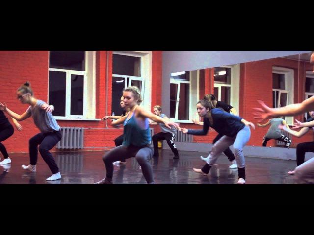 Contemporary Technique by Nastya Ivanova (Kannon Dance, Spb)