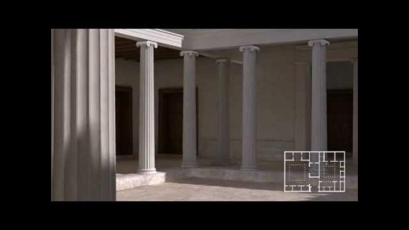 House of Dionysos in Pella, Paris, Louvre