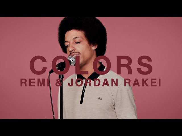 Remi feat Jordan Rakei Lose Sleep A COLORS SHOW