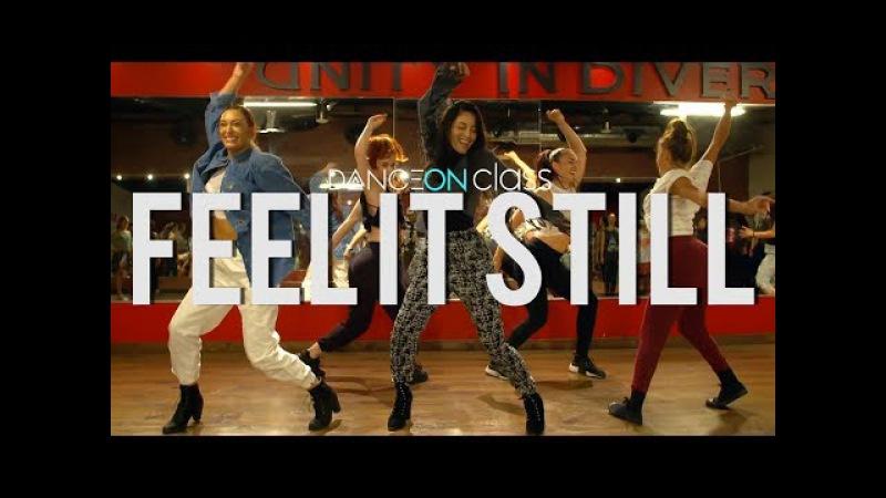 Portugal. The Man - Feel It Still   Bobby Dacones Choreography   DanceOn Class