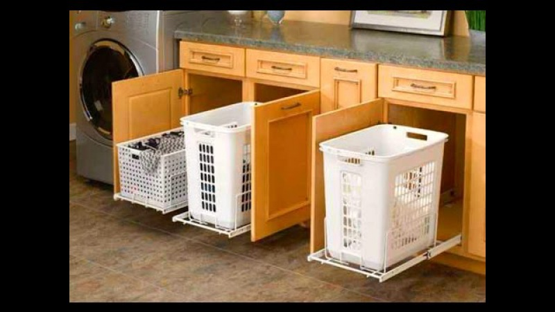 50 Furniture Storage Ideas for Small House 2016 Kitchen Bedroom Bath Part 1