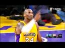 Kobe Bryant Rage at Jeremy Lin TWICE