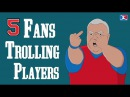 5 NBA Fans Trolling Players During Games