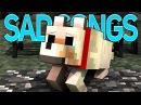 ТОП 3 ГРУСТНЫХ МАЙНКРАФТ КЛИПОВ Сборник Top Best Sad Minecraft Life Song Animation