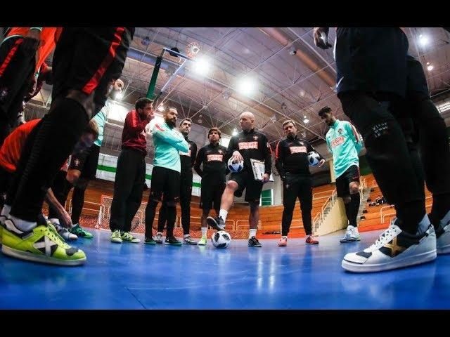 SNAA Futsal: Arranque dos trabalhos para o Euro-2018