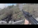 Ukraine War - Novorossian Rebels In Heavy Combat Action During Assault On Donetsk Airport