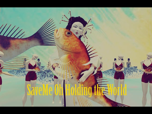 SaveMe Oh Holding the World