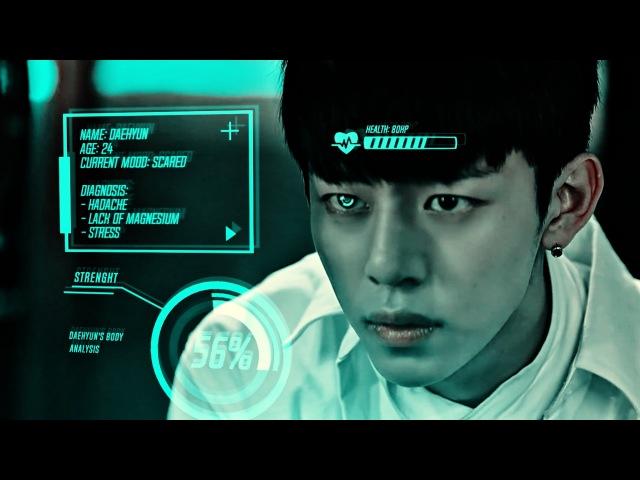 [FMV] Technology Addiction (AU) ✘ Daehyun/Hoseok/Lay/Taeyong