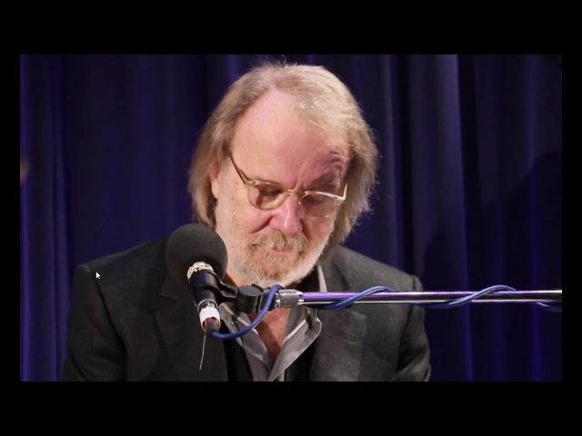 ABBA Benny Andersson Money Money Money Radio 2's Piano Room YouTube 1080p