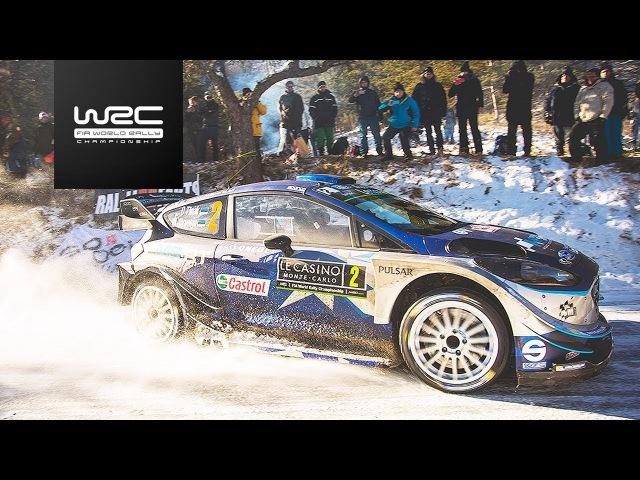 WRC - Rallye Monte-Carlo 2018 Teaser 1