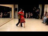 Урок первый танго-вальс 20131103