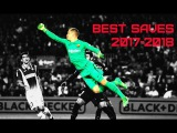 Marc-Andre Ter Stegen●BEST SAVES 2017-2018●Barcelona HD