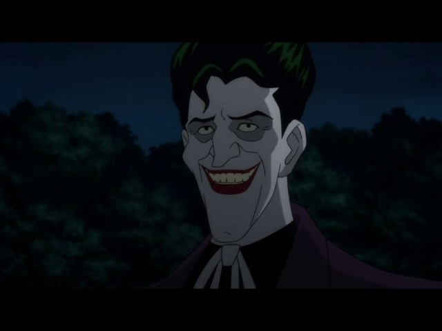 Бэтмен Убийственная шутка. Диалог Бэтмена и Джокера. Безумие Бэтмена