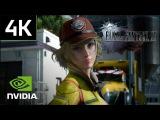 [4K] Final Fantasy XV - обзор GameWorks, Ansel и кадры из игры