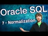 Oracle SQL Tutorial 7 - Normalization - Database Design Primer 4