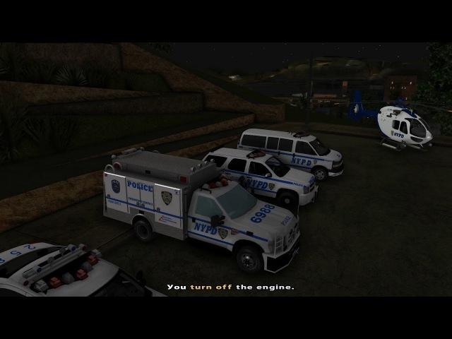 NYPD pack v2 0 cars skins GTA SA