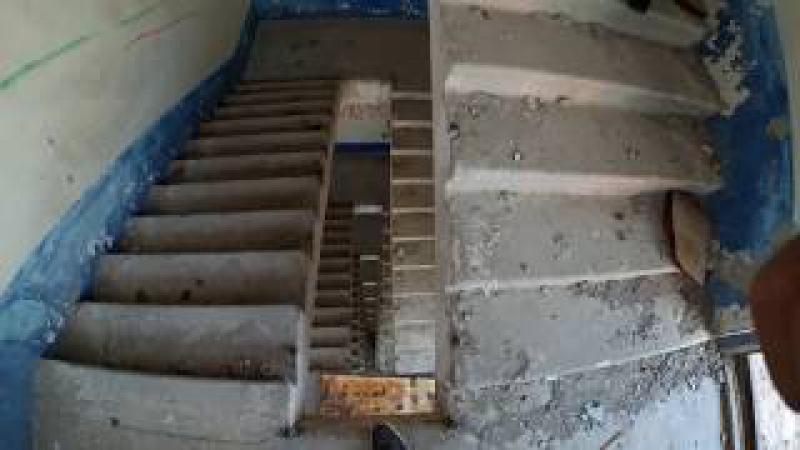 Заброшенный санаторий Куяльник |Сталк |Руфинг |Одесские крыши