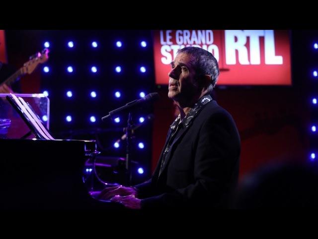 Julien Clerc - À vous jusqu'a la fin du monde (LIVE) - Le Grand Studio RTL