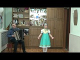 Половодова Надежда - Детская песня Костромской области