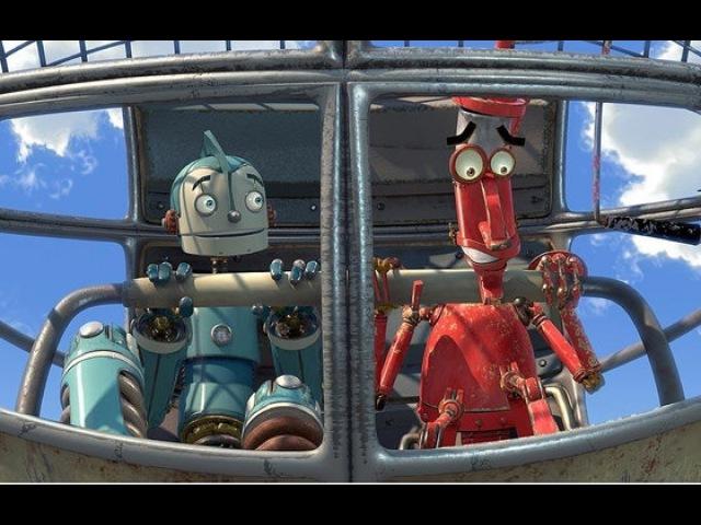 Видео к мультфильму Роботы 2005 Трейлер дублированный