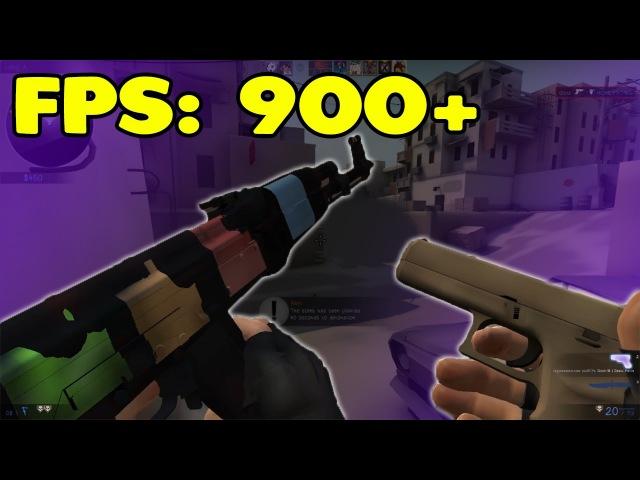 CS:GO How To Get Better FPS (CS:GO Funny Moments)