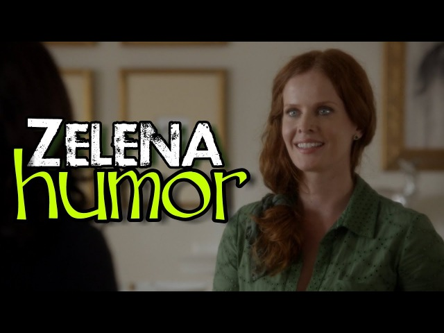 Zelena Humor Mr Blue Sky