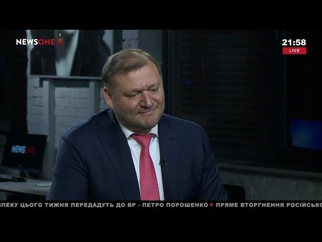 Михаил Добкин основные действия по возвращению Донбасса начнутся сразу после выборов в Украине 20.02.18